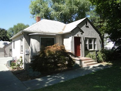 College Place Single Family Home For Sale: 223 College Avenue