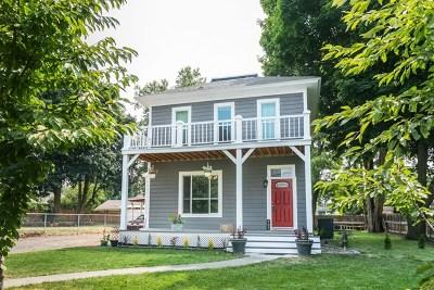 Waitsburg Single Family Home For Sale: 309 Fourth Street