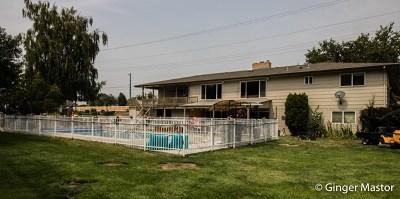 Walla Walla Single Family Home For Sale: 1343 Taumarson Road