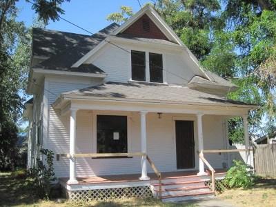 Walla Walla Single Family Home For Sale: 401 4th Avenue