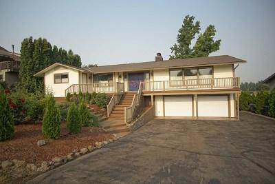 Walla Walla Single Family Home For Sale: 2415 Country Club Road