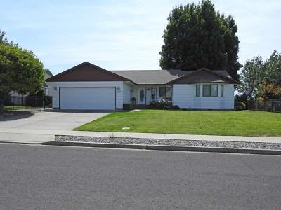 Walla Walla Single Family Home For Sale: 1209 Southview Drive