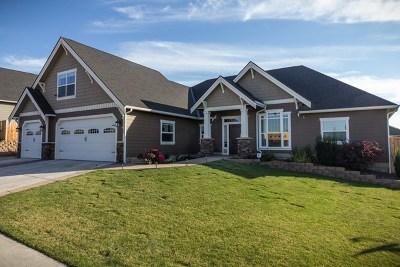 Walla Walla Single Family Home For Sale: 28 Coyote Ridge Drive
