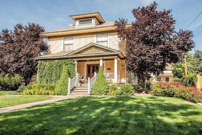 Walla Walla Single Family Home For Sale: 605 & 607 Catherine Street