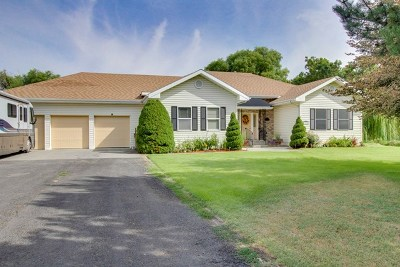 Walla Walla Single Family Home For Sale: 1810 Highland Road
