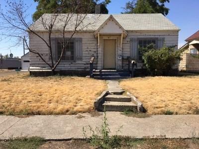 Walla Walla Single Family Home For Sale: 440 8th Avenue