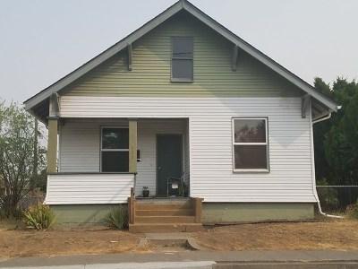 Walla Walla Single Family Home For Sale: 428 Chestnut Street