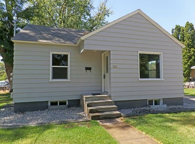 College Place Multi Family Home For Sale: 325 Ash Avenue