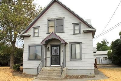 Walla Walla Single Family Home For Sale: 222 Morton Street