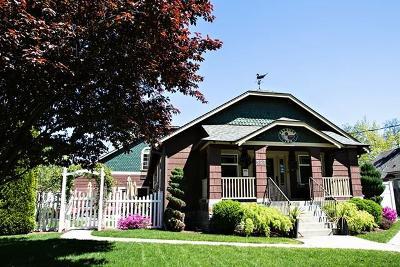 Walla Walla Single Family Home For Sale: 527 Catherine Street