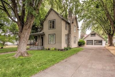 Waitsburg Single Family Home For Sale: 423 Main Street