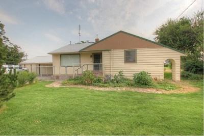 Walla Walla Single Family Home For Sale: 253 Prospect Avenue