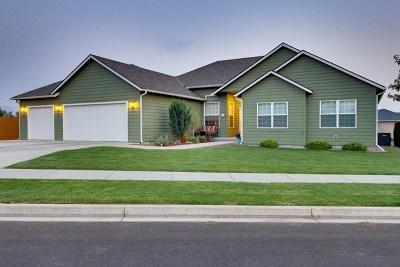 Walla Walla Single Family Home For Sale: 128 Whistling Duck Road