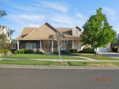 Walla Walla Single Family Home For Sale: 146 Thunder Ridge Road