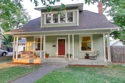 Walla Walla Single Family Home For Sale: 224 Bellevue Avenue