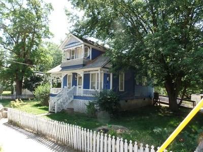 Waitsburg Single Family Home For Sale: 342 Preston Avenue