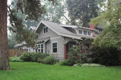 Walla Walla Single Family Home For Sale: 560 University Street