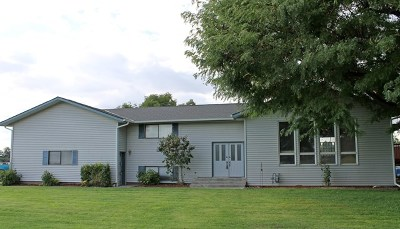 Walla Walla Single Family Home For Sale: 356 Bussell Road