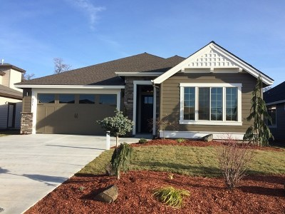 College Place Single Family Home For Sale: 640 Whimbrel Loop