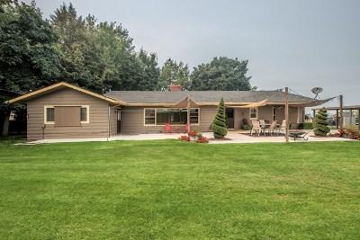 Walla Walla Single Family Home For Sale: 3340 Morrison Lane