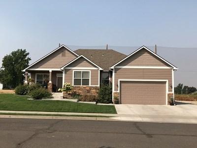 Walla Walla Single Family Home For Sale: 1074 Mercita Drive
