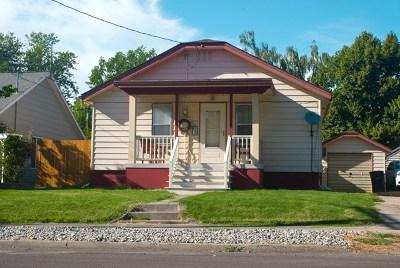 Walla Walla Single Family Home For Sale: 611 Maple Avenue
