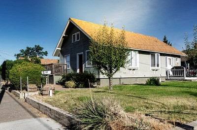Walla Walla Single Family Home For Sale: 502 Chestnut Street