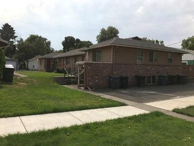 Walla Walla Multi Family Home For Sale: 516-524 Pine Street