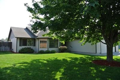 Walla Walla Single Family Home For Sale: 2091 Gemstone Drive