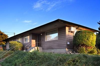 Walla Walla Single Family Home For Sale: 4 Walnut Street