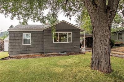 Walla Walla Single Family Home For Sale: 1317 Tillamook Street