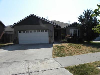 Walla Walla Single Family Home For Sale: 1479 Artesia Avenue