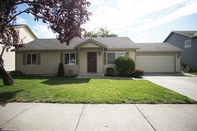 College Place Single Family Home For Sale: 133 Earl Lane