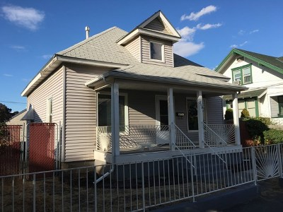 Walla Walla Single Family Home For Sale: 240 Maple Avenue