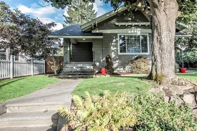 Walla Walla Single Family Home For Sale: 212 Madison Avenue