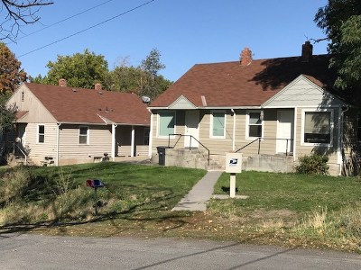 Dayton Multi Family Home For Sale: 107 7th Street