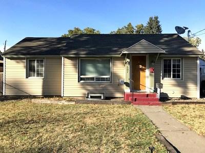 Walla Walla Single Family Home For Sale: 607 Chestnut Street