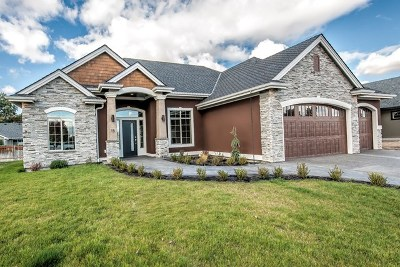 College Place Single Family Home For Sale: 15 Alpine Drive