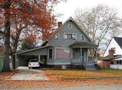Dayton Single Family Home For Sale: 114 5th Street