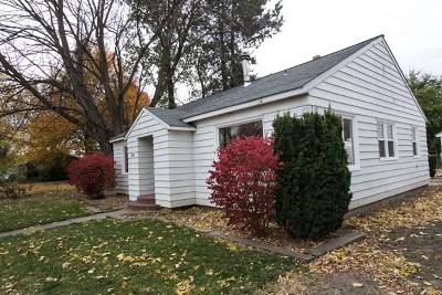 Waitsburg Single Family Home For Sale: 307 Seventh Street