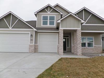 Walla Walla Single Family Home For Sale: 862 Boulder Street