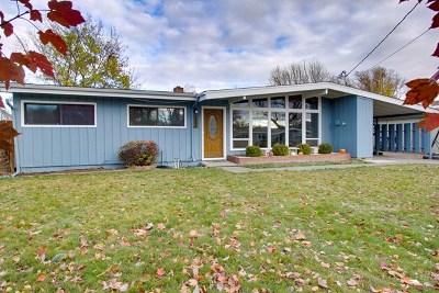 Walla Walla Single Family Home For Sale: 1341 Monroe Street