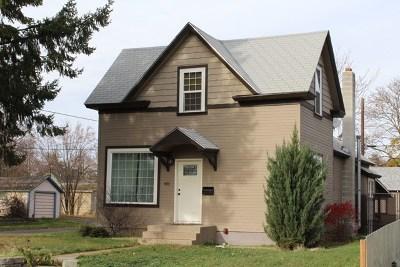 Walla Walla Single Family Home For Sale: 601 Juniper Street