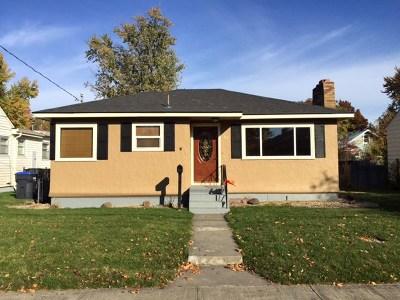 Walla Walla Single Family Home For Sale: 315 Chestnut Street