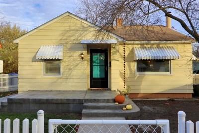 Walla Walla Single Family Home For Sale: 630 White Street