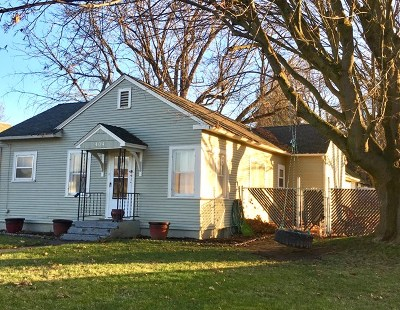 Waitsburg Single Family Home For Sale: 404 6th Street