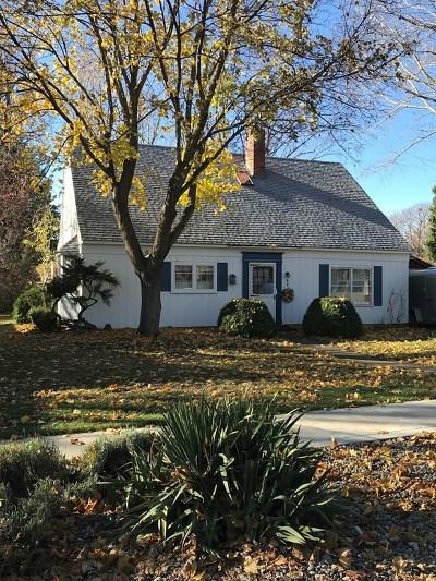 Dayton Single Family Home For Sale: 414 1st Street