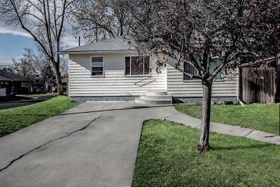 Walla Walla Single Family Home For Sale: 203 Cascade Drive