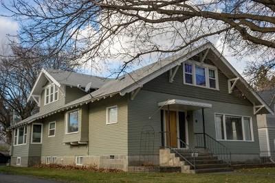Waitsburg Single Family Home For Sale: 400 Coppei Avenue