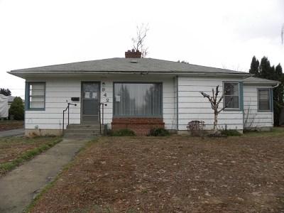 Walla Walla Single Family Home For Sale: 942 Frazier Drive